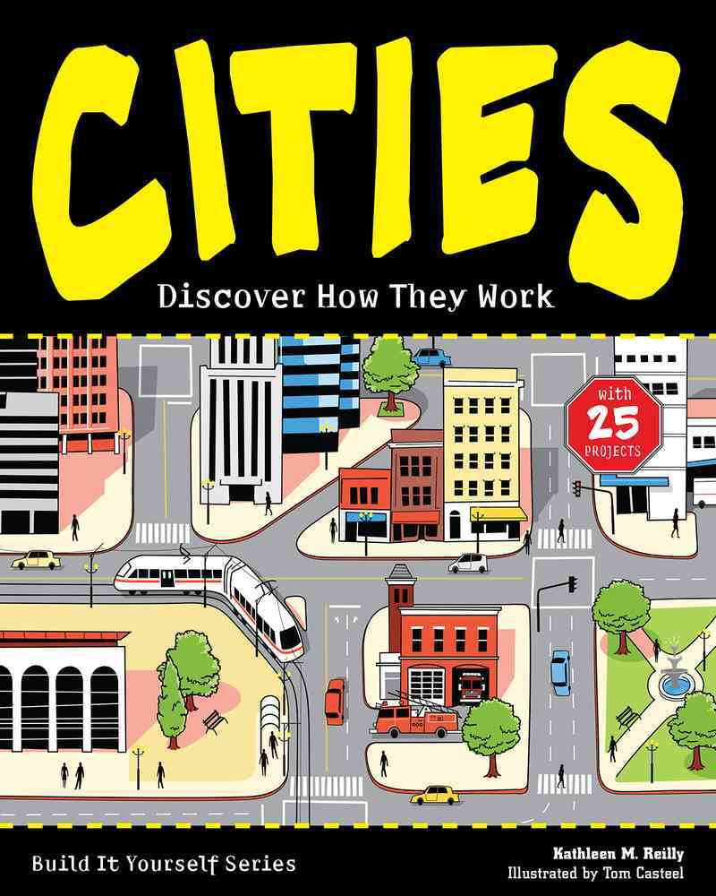 Cities By Reilly, Kathleen M./ Casteel, Tom (ILT)